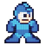 Pixel Pals Mega Man Collectible Lighted Figure