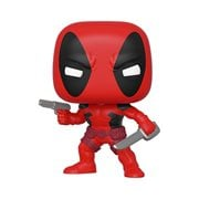 Marvel 80th First Appearance Deadpool Pop! Vinyl Figure
