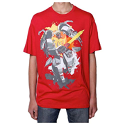 Transformers Grimlock Sword Red T-Shirt