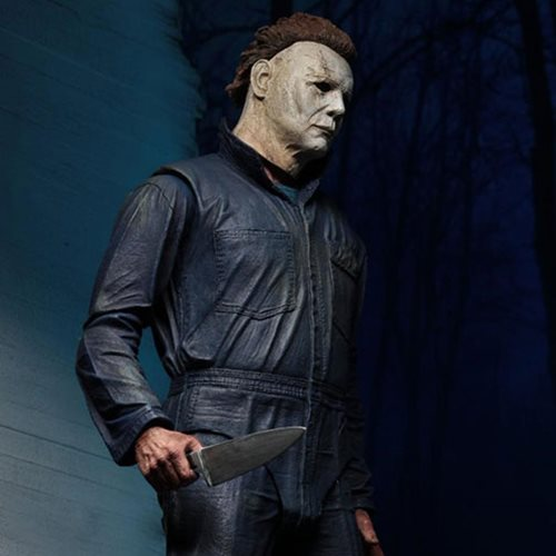 Halloween 2018 Ultimate Michael Myers 7-Inch Scale Action Figure