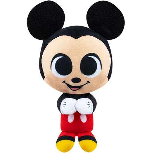 Mickey Mouse 4-Inch Plush