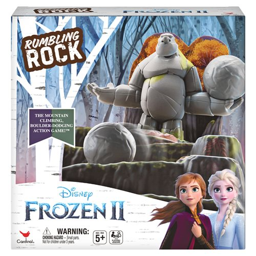 Disney Frozen 2 Rumbling Rock Game