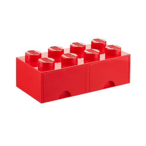 LEGO Red Brick Drawer 8