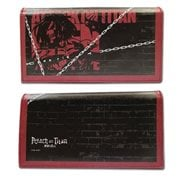 Attack on Titan Eren Titan Type Girls Wallet