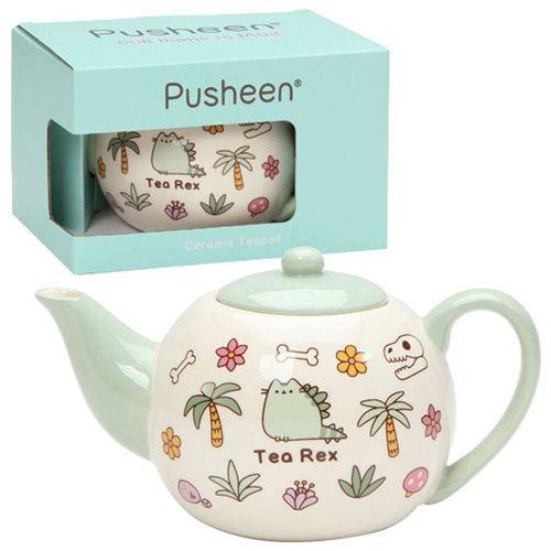Pusheen the Cat Pusheen Tea Rex Teapot