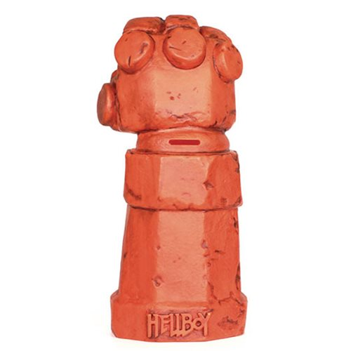 Hellboy Right Hand of Doom 15-Inch Vinyl Bank - Previews Exclusive