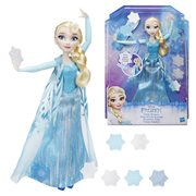 Frozen Snow Powers Elsa Doll