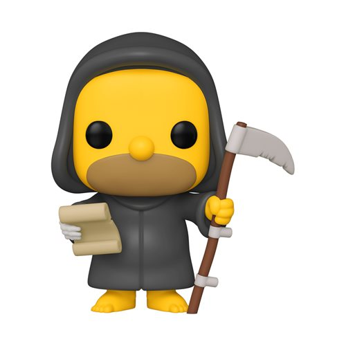The Simpsons Reaper Homer Pop! Vinyl Figure