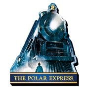 The Polar Express Train Funky Chunky Magnet