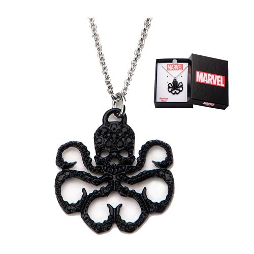 Agents of SHIELD Hydra Bling Gems Necklace