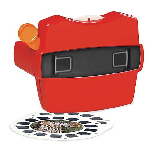 Discovery Kids View-Master Boxed Set with Reels
