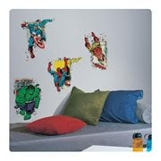 Marvel Superhero Burst Peel and Stick Giant Wall Decals
