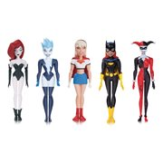 Batman The New Batman Adventures Girls' Night Out Action Figure 5-Pack, Not Mint