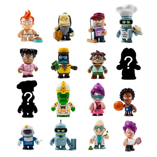 Futurama Good News Everyone Series 3 Random 4-Pack