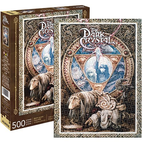 The Dark Crystal 500-Piece Puzzle