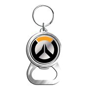 Overwatch Bottle Opener Key Chain