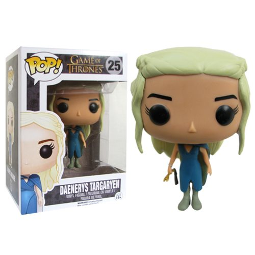 Game of Thrones Daenerys Targaryen Version 3 Pop! Vinyl Figure