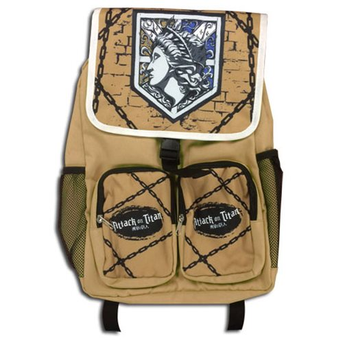 Attack on Titan Wall Maria Backpack