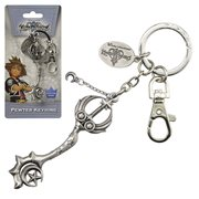 Kingdom Hearts StarSeeker Pewter Key Chain