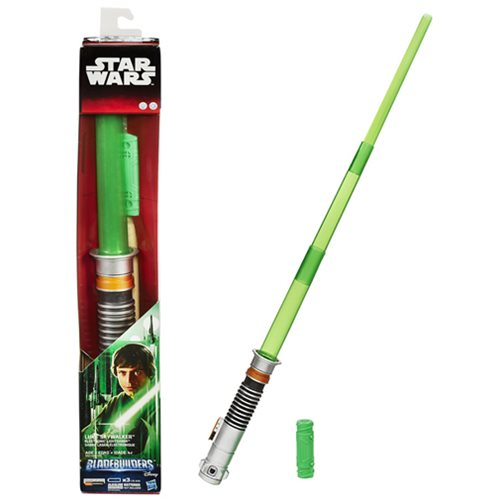 Star Wars Return of The Jedi Luke's Lightsaber, Not Mint