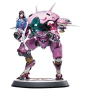 Overwatch D.Va and MEKA 20-Inch Statue