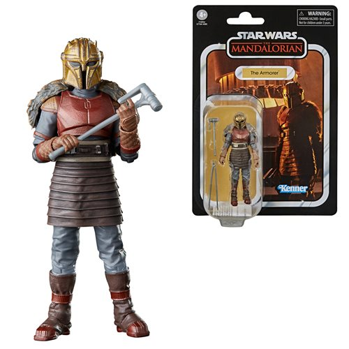 Star Wars The Vintage Collection The Armorer Figure