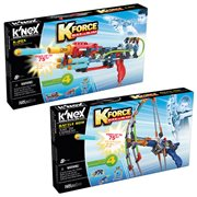 K'NEX K-Force K-20x and Battle Bow Building Set Case