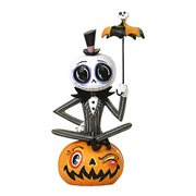 Disney The World of Miss Mindy Nightmare Before Christmas Jack Skellington Statue