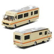Breaking Bad 1986 Fleetwood Bounder RV 1:43 Scale Die-Cast Metal Vehicle
