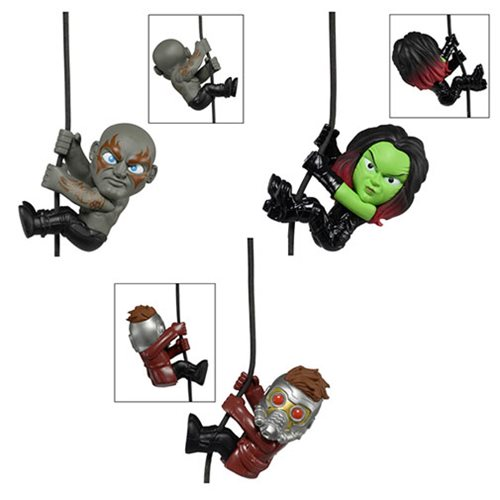 Guardians of the Galaxy Scalers Mini-Figures Set
