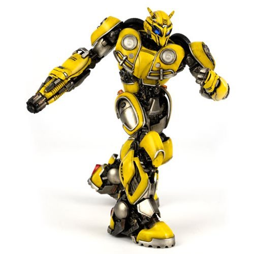 Transformers Bumblebee Movie Deluxe Scale Action Figure