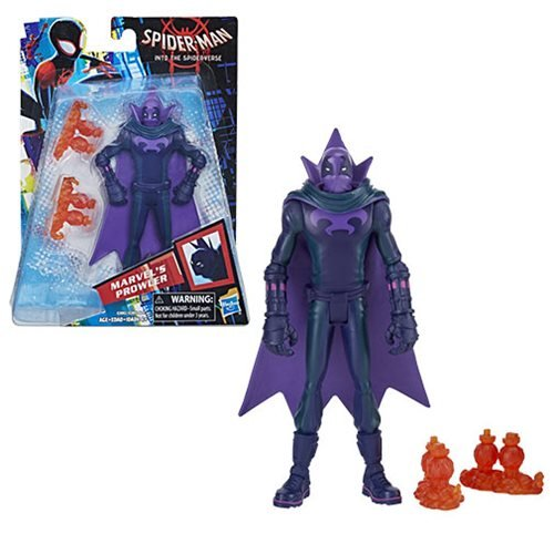 Spider-Man Into the Spider-Verse Prowler, Not Mint