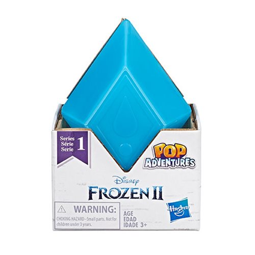 Frozen 2 Pop Adventures Series 1 Surprise Blind Box 6-Pack Mini-Figures