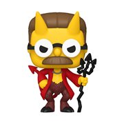 The Simpsons Devil Flanders Pop! Vinyl Figure