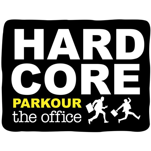 The Office Hardcore Parkour Fleece Blanket