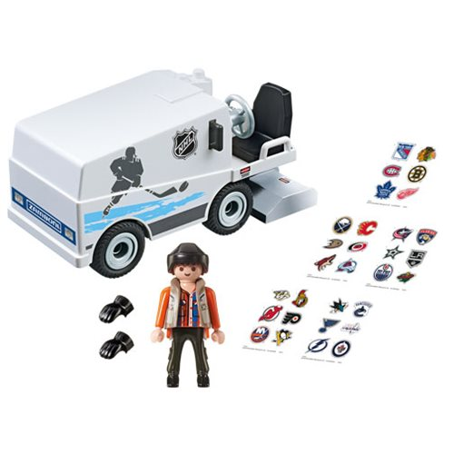 Playmobil 9213 NHL Zamboni Machine