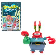 SpongeBob SquarePants Mr. Krabs 3 3/4-Inch ReAction Figure
