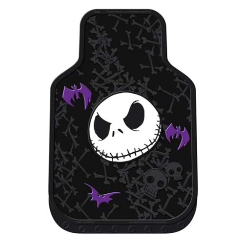 The Nightmare Before Christmas Bones Floor Mat 2-Pack