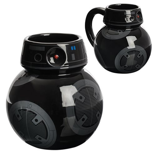 Star Wars: The Last Jedi BB-9E Premium Sculpted Mug