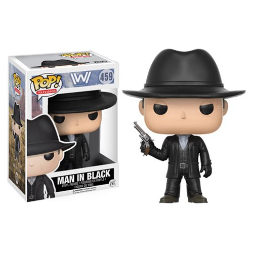 Westworld The Man in Black Pop! Vinyl Figure, Not Mint