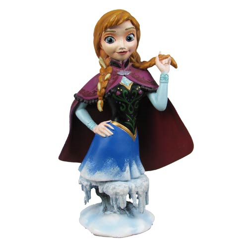 Disney Frozen Anna Grand Jester Mini-Bust, Not Mint