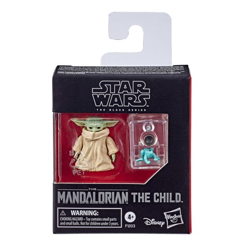 Star Wars The Black Series The Mandalorian The Child Action Figure