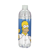 The Simpsons Homer 22 Oz. Acrylic Water Bottle