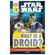 Star Wars What is a Droid? DK Readers 1 Paperback Book