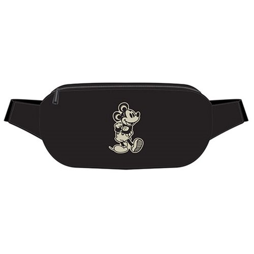 Mickey Mouse Taupe Fanny Pack