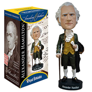 Alexander Hamilton Bobble Head