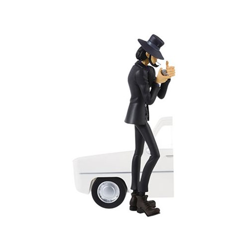 Lupin The 3rd Part 5 Daisuke Jigen Color Version Creator x Creator Vol.2 Statue