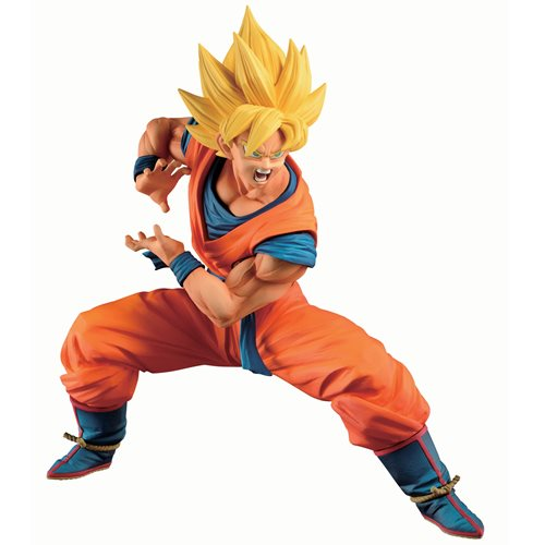 Dragon Ball Super Saiyan Son Goku Ultimate Version Ichiban Statue