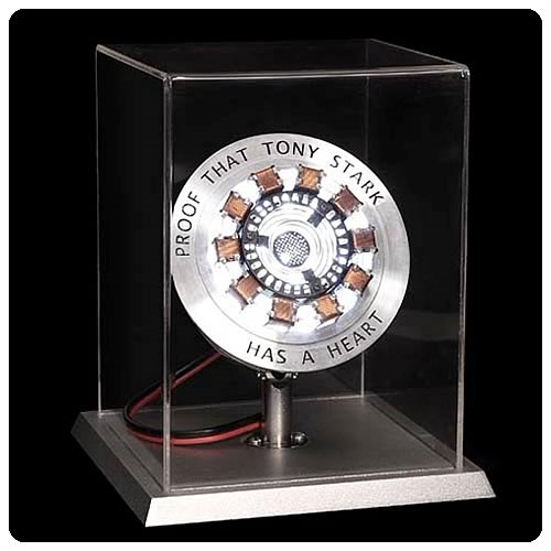 Iron Man Movie Arc Reactor Prop Replica
