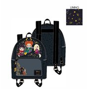 Hocus Pocus Cast Chibi Mini-Backpack